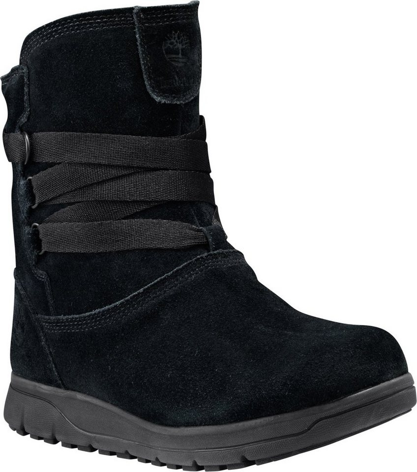 Timberland Kletterschuh »Leighland Pull On Shoes Ladies WP« in schwarz
