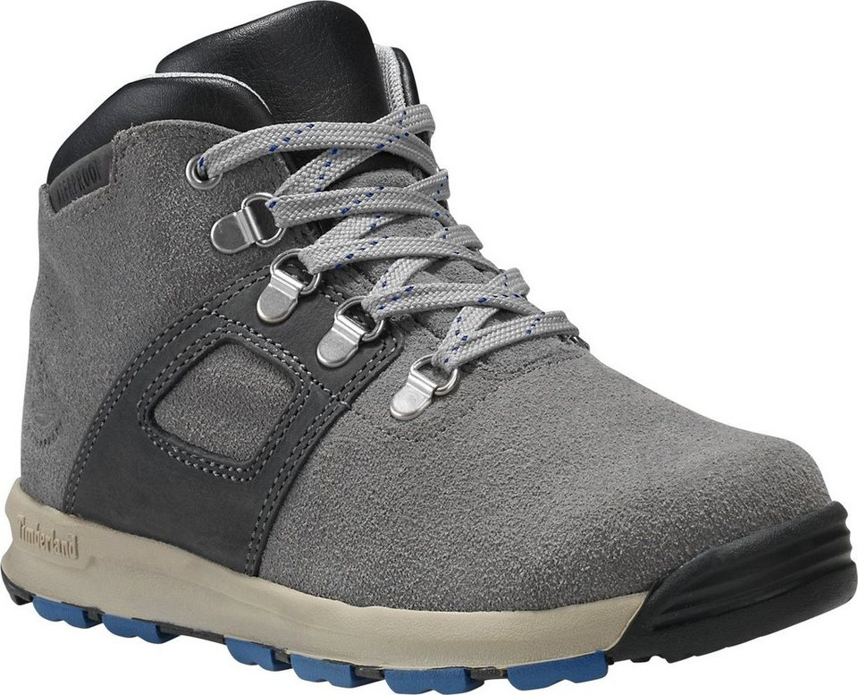 Timberland Kletterschuh »GT Scramble Shoes Youth WP Leather« in grau