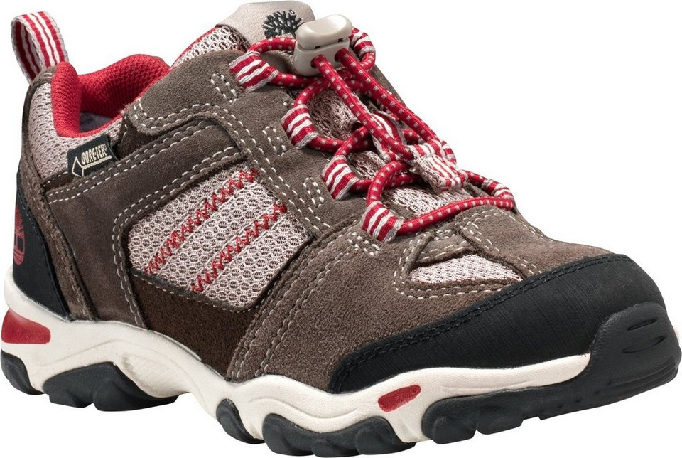 Timberland Kletterschuh »Trail Force F/L Shoes Youth GTX« in braun
