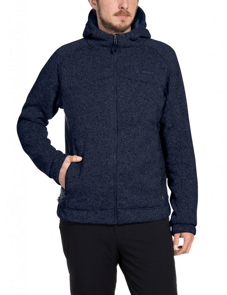 VAUDE Outdoorjacke »Rienza Padded Jacket Men« in blau