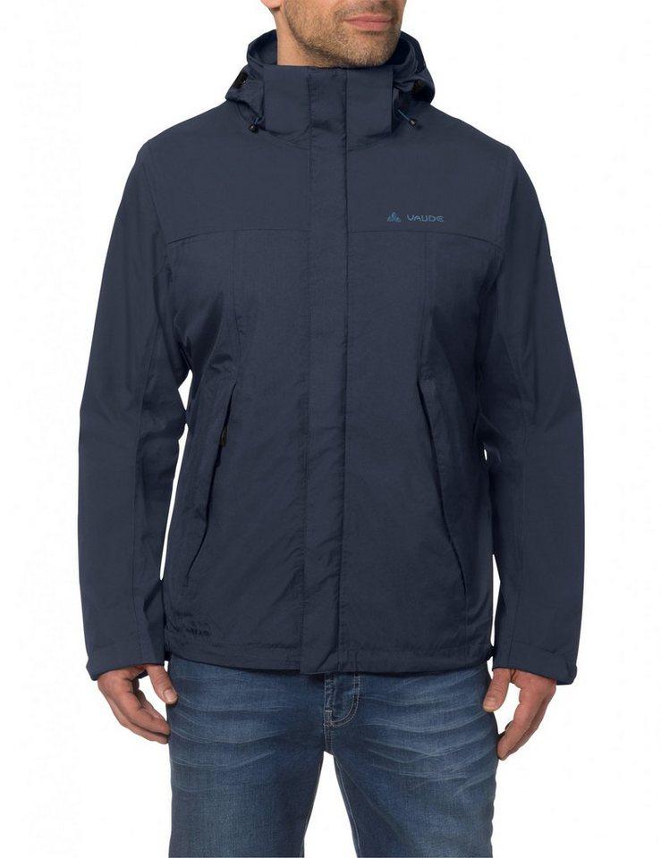 VAUDE Regenjacke »Escape Pro Jacket Men« in blau