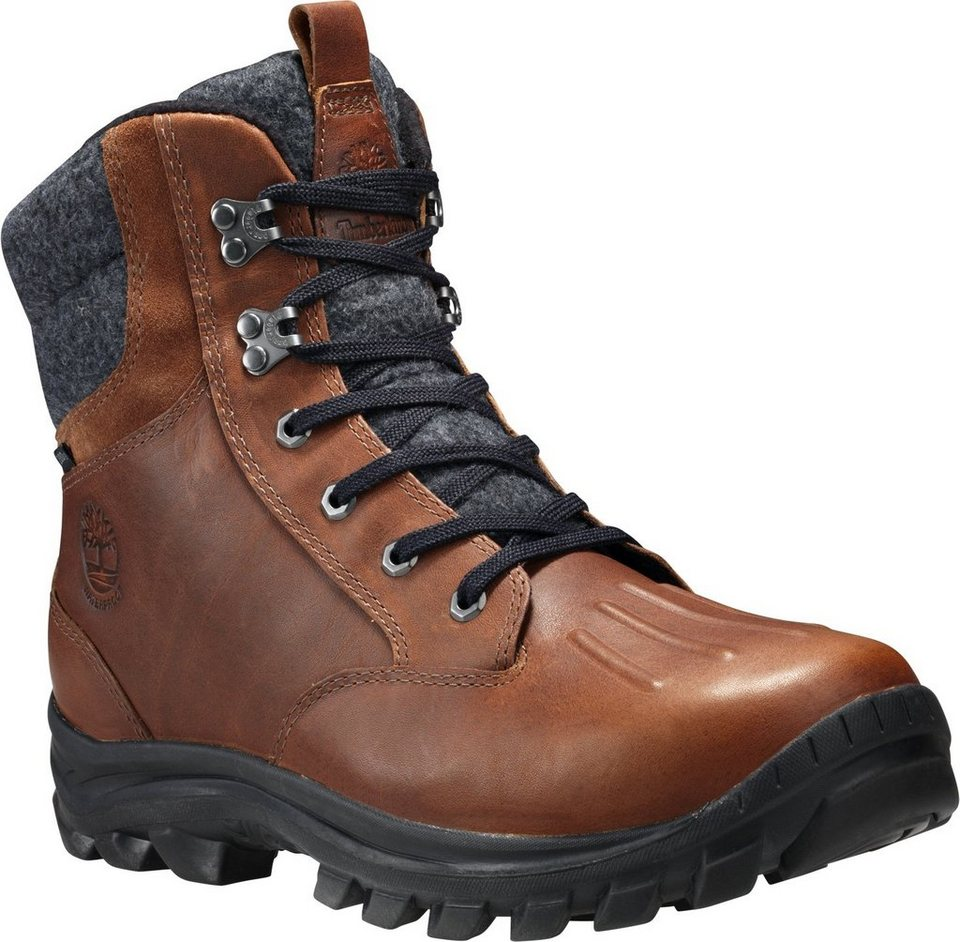 Timberland Kletterschuh »Chillberg Shoes Men Mid WP In« in braun