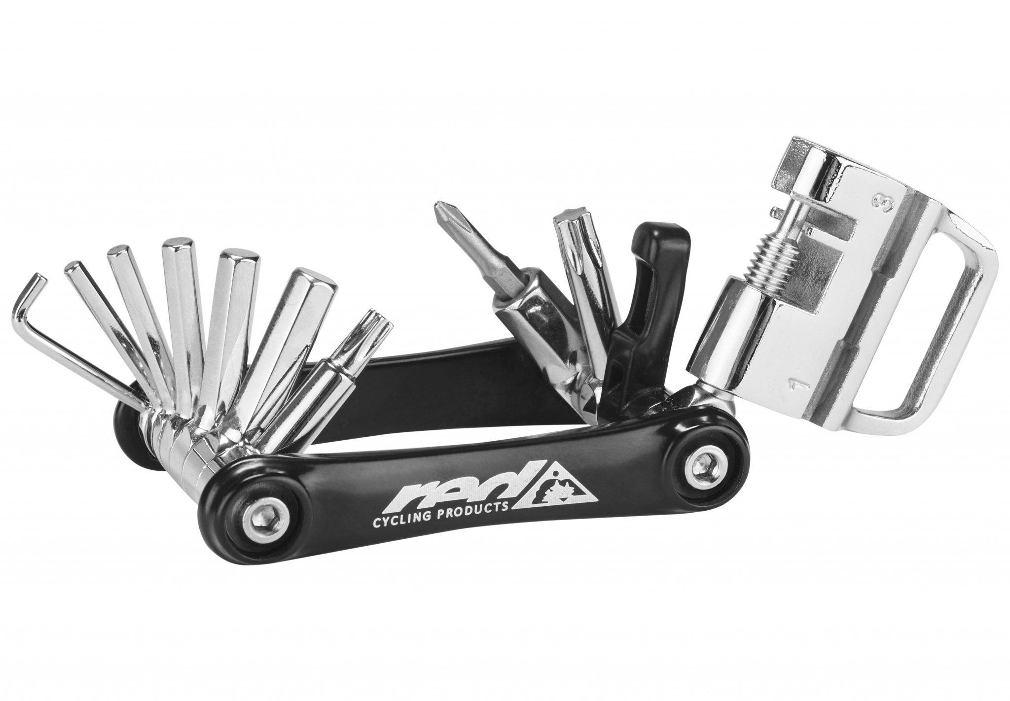 Red Cycling Products Werkzeug & Montage »PRO Tool 16 in 1 Miniwerkzeug«