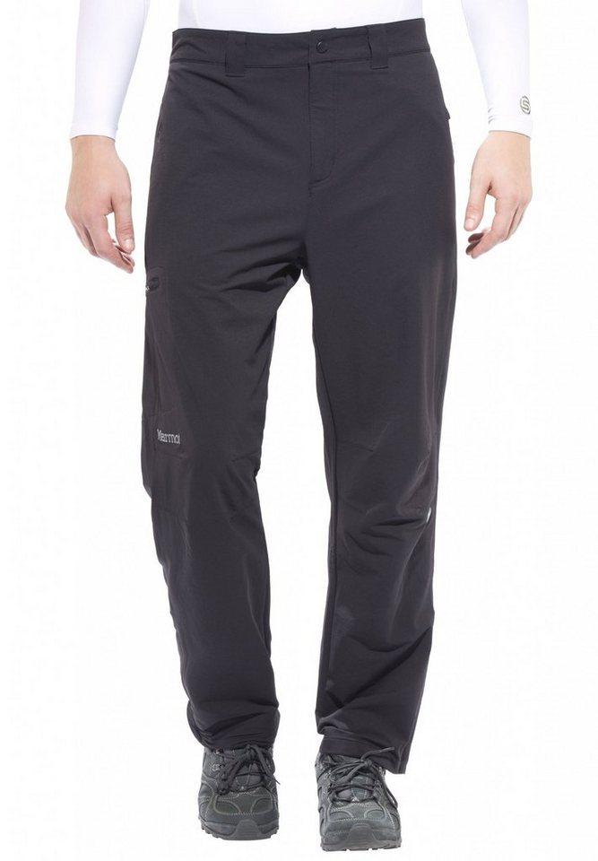 Marmot Outdoorhose »Scree Pant Short Men« in schwarz