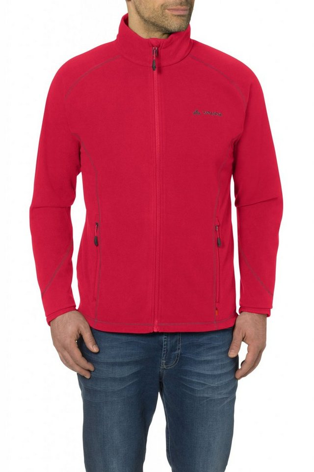 VAUDE Outdoorjacke »Smaland Jacket Men« in rot