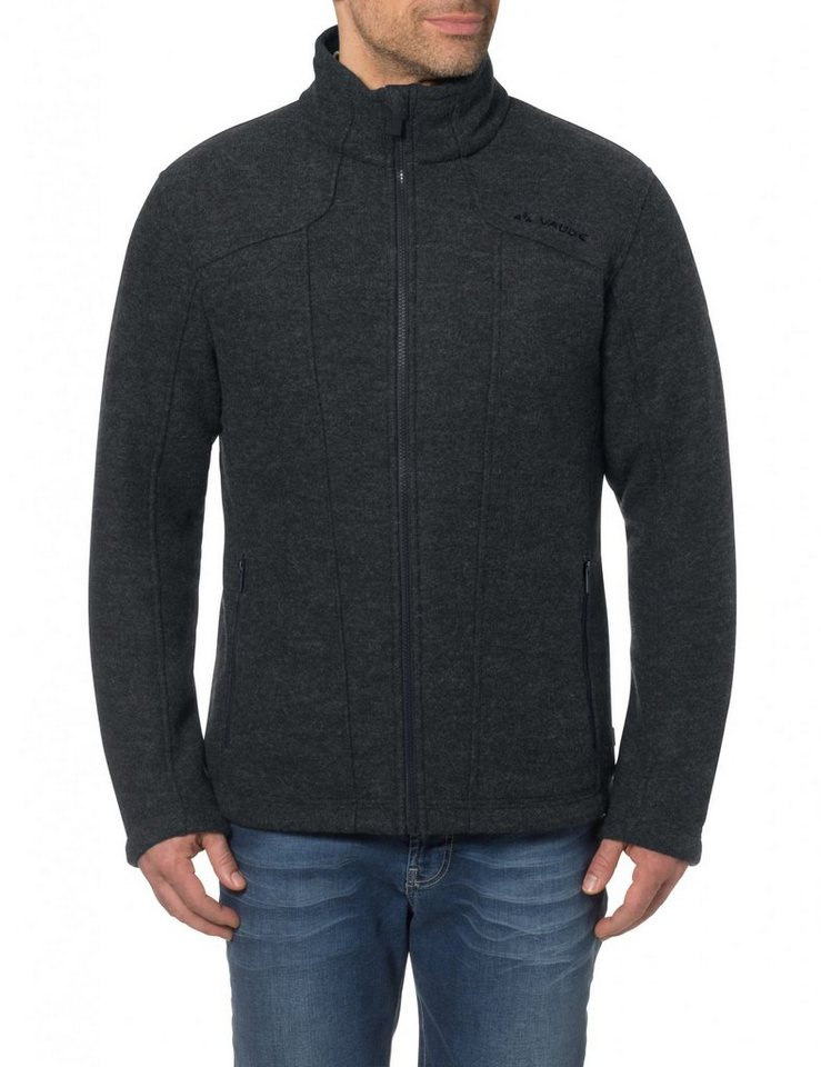 VAUDE Outdoorjacke »Tinshan Jacket Men« in schwarz