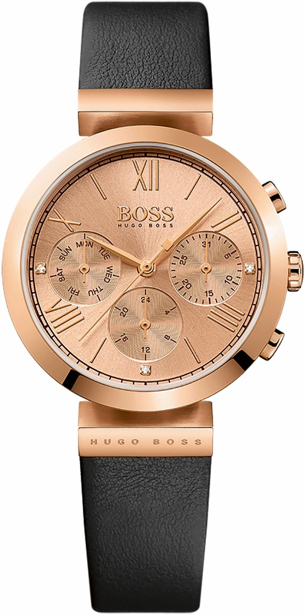 Boss Multifunktionsuhr »Classic Women Sport, 1502397«