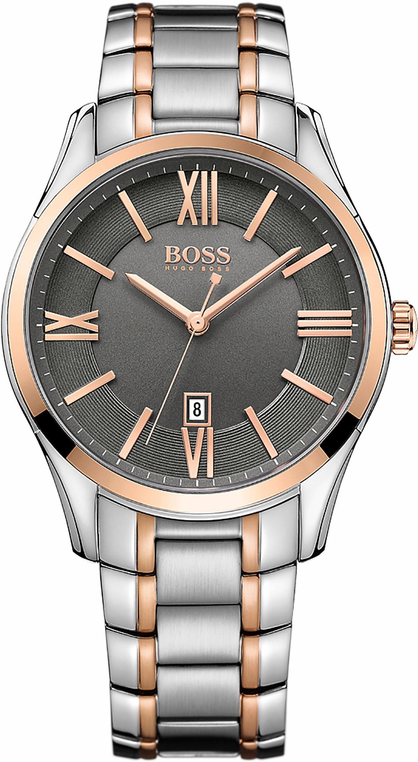 Boss Quarzuhr »Ambassador, 1513388«
