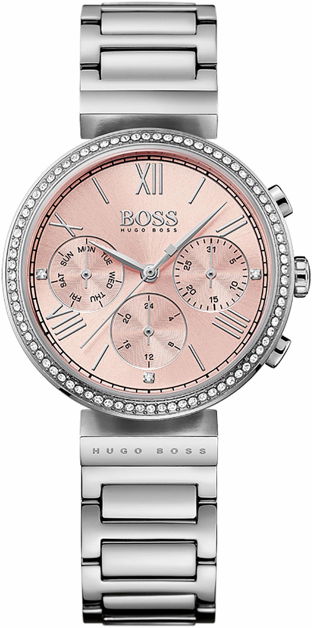Boss Multifunktionsuhr »Classic Women Sport, 1502401«
