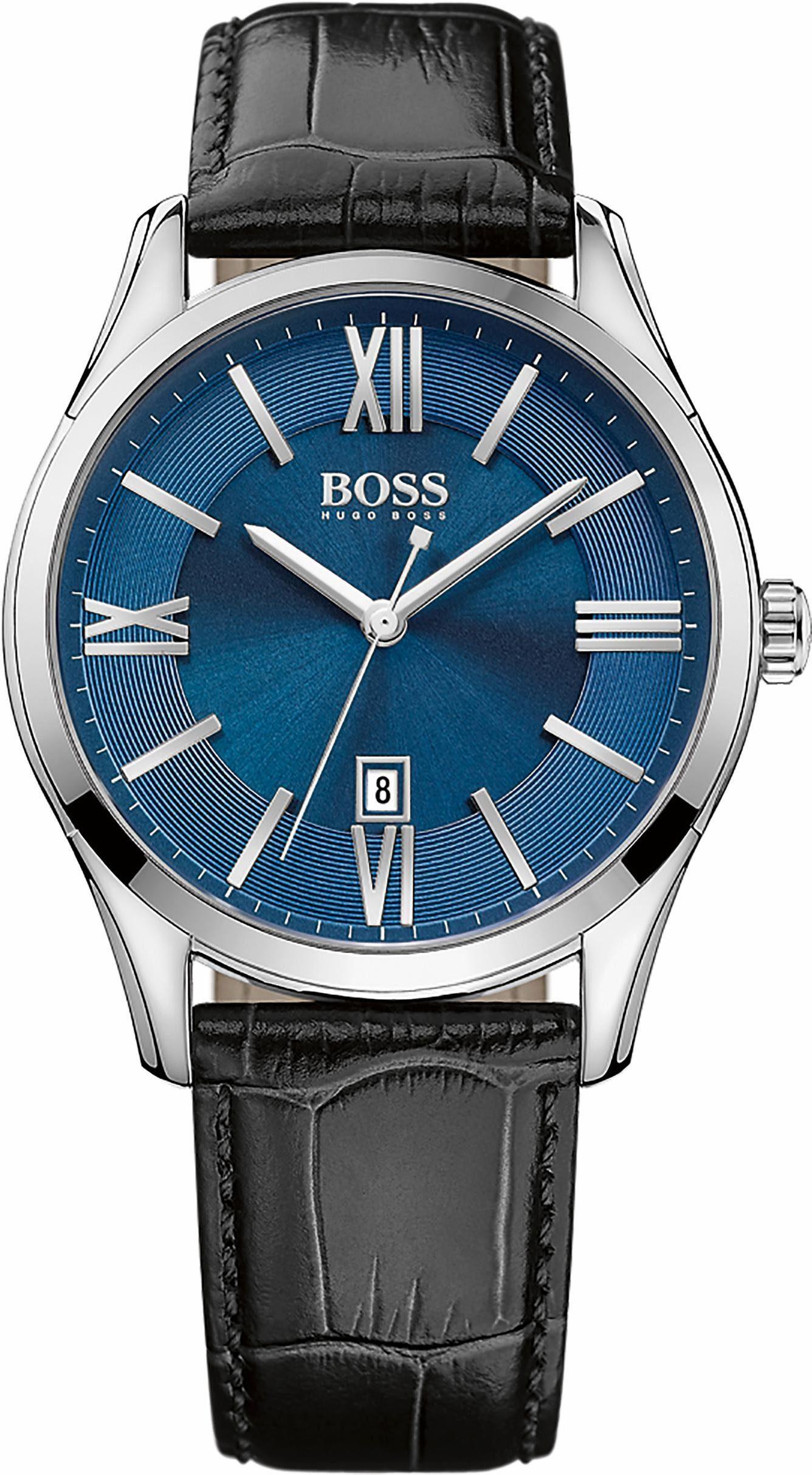 Boss Quarzuhr »Ambassador, 1513386«