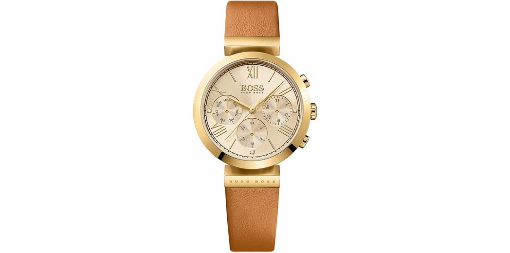 Boss Multifunktionsuhr »Classic Women Sport, 1502396«