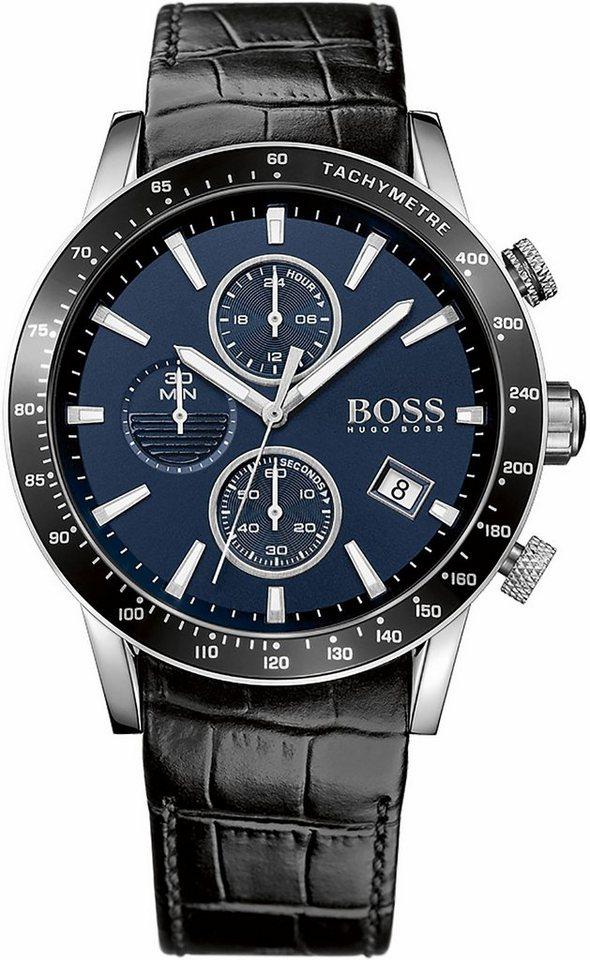Boss Chronograph »Rafale, 1513391« in schwarz
