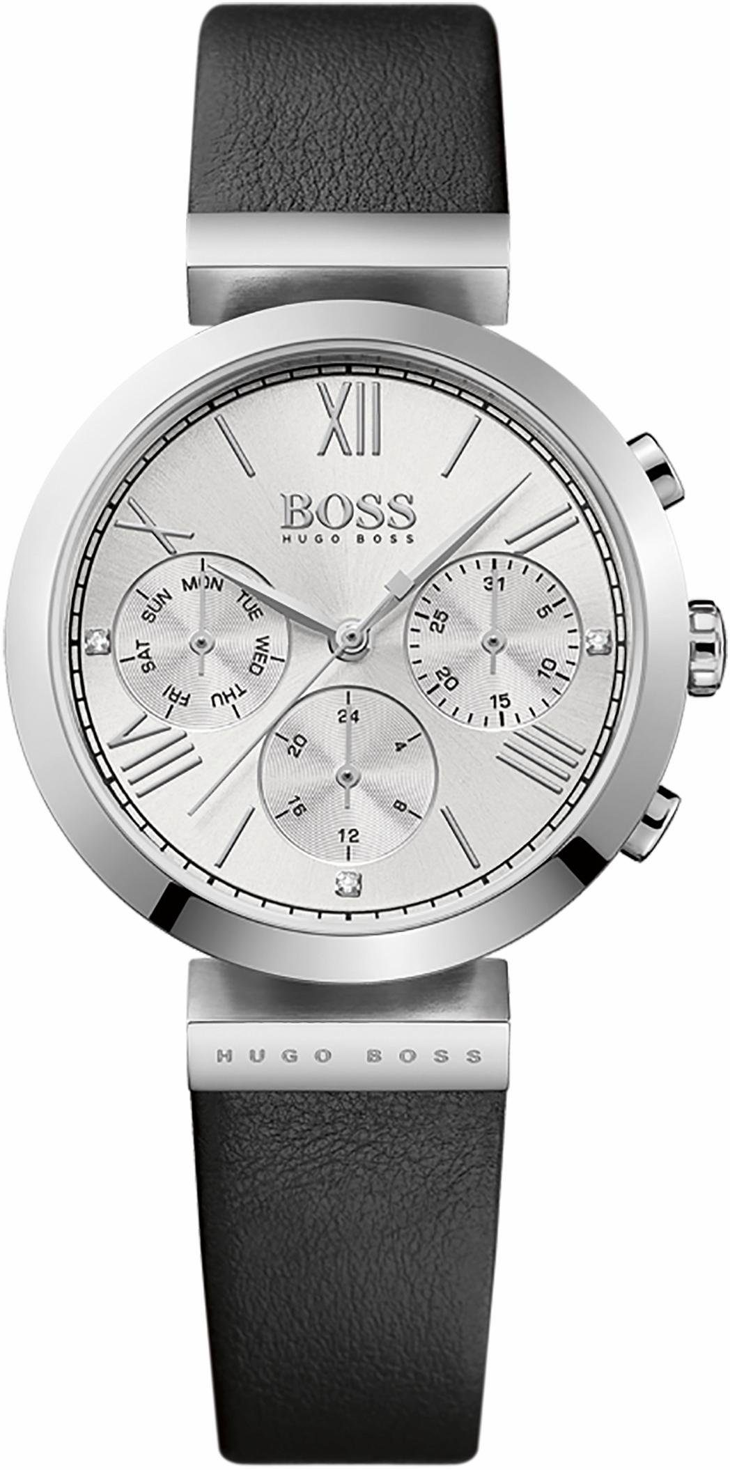 Boss Multifunktionsuhr »Classic Women Sport, 1502395«