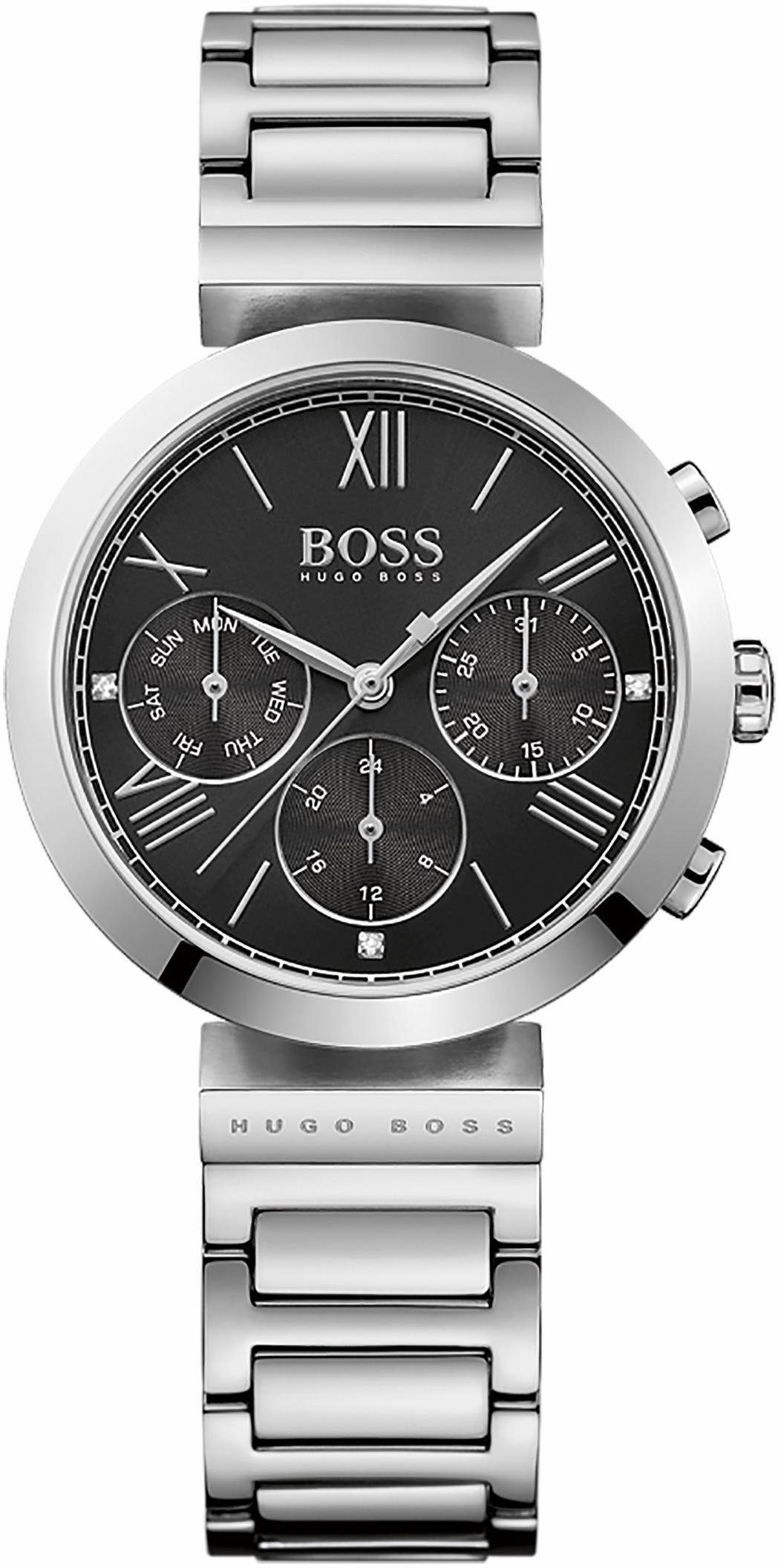 Boss Multifunktionsuhr »Classic Women Sport, 1502398«