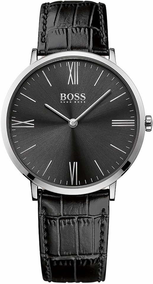 Boss Quarzuhr »Jackson, 1513369« in schwarz