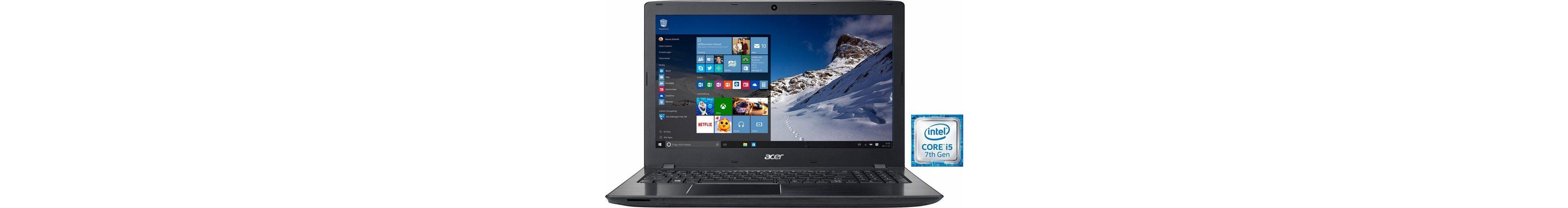 Acer Aspire E15 (E5-575G-59HQ) Notebook, Intel® Core™ i5, 39,6 cm (15,6 Zoll), 1256 GB Speicher
