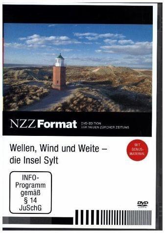DVD »Wellen, Wind Und Weite - Die Insel Sylt«