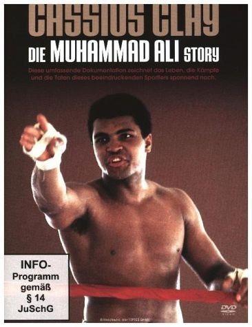 DVD »Cassius Clay - Die Muhammad Al«