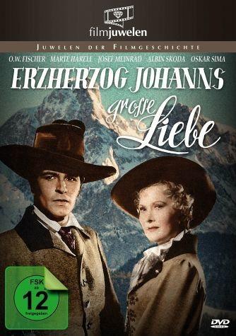 DVD »Erzherzog Johanns große Liebe«