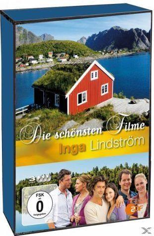 DVD »Inga Lindström: die schönsten Filme DVD-Box«