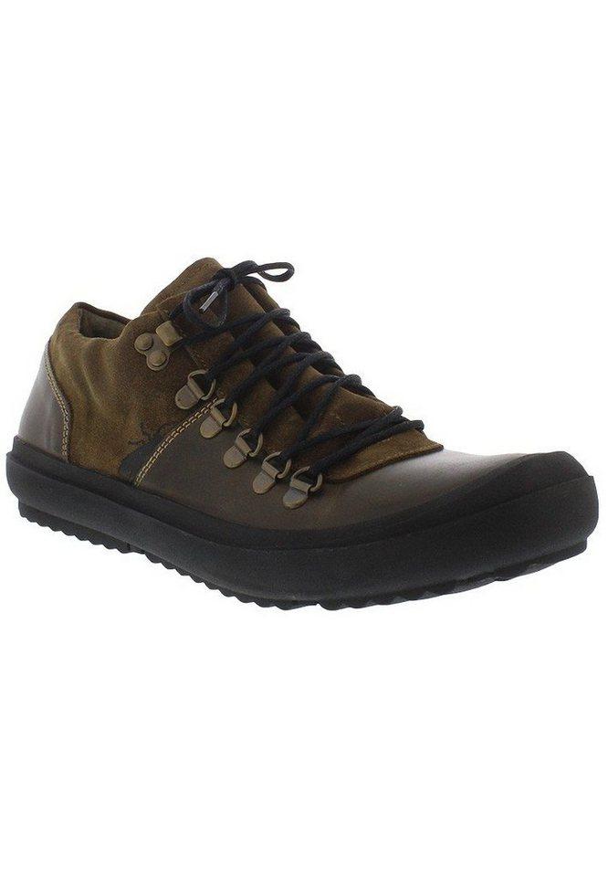 FLY LONDON Sneaker,Schnürschuhe,Herrensneaker »MALA254FLY« in olive