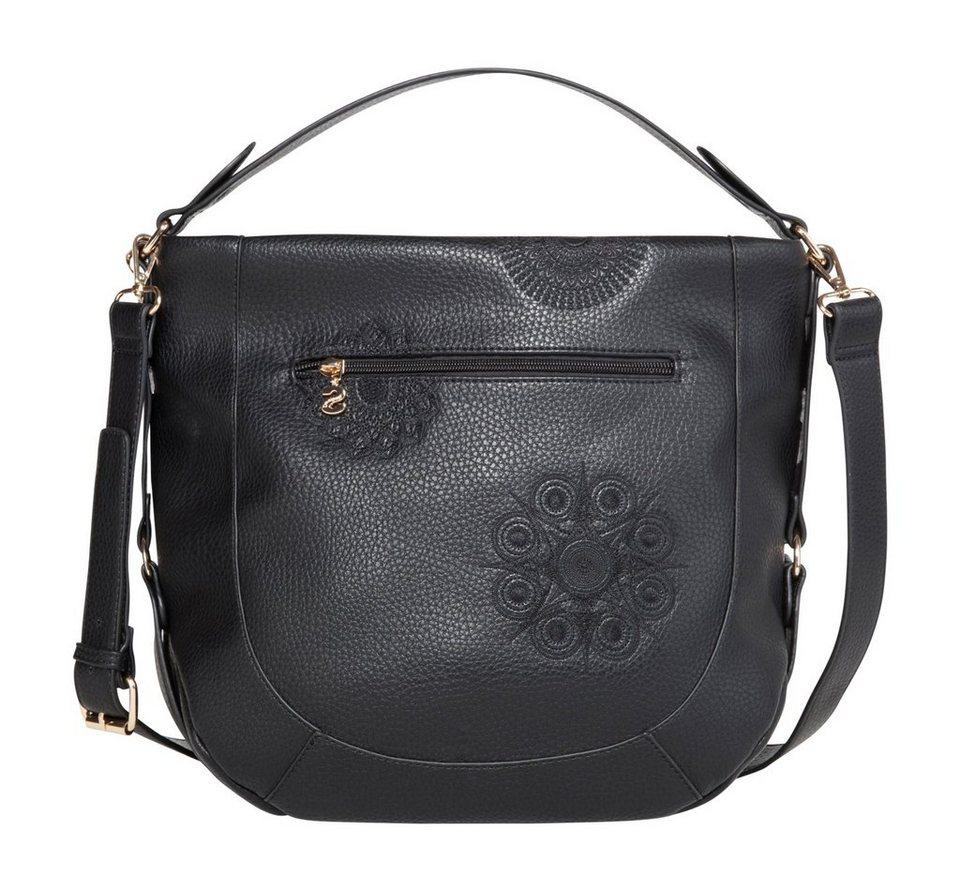 Desigual Handtasche »BOLS MARTETA NEW ALEXA« in schwarz