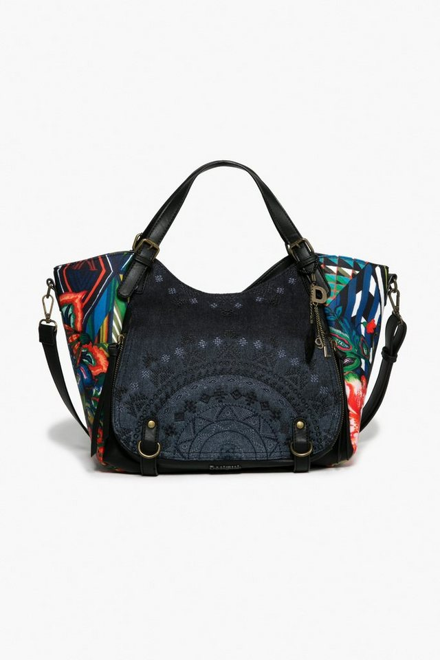 Desigual Handtasche »BOLS ROTTERDAM GIANNA« in blau
