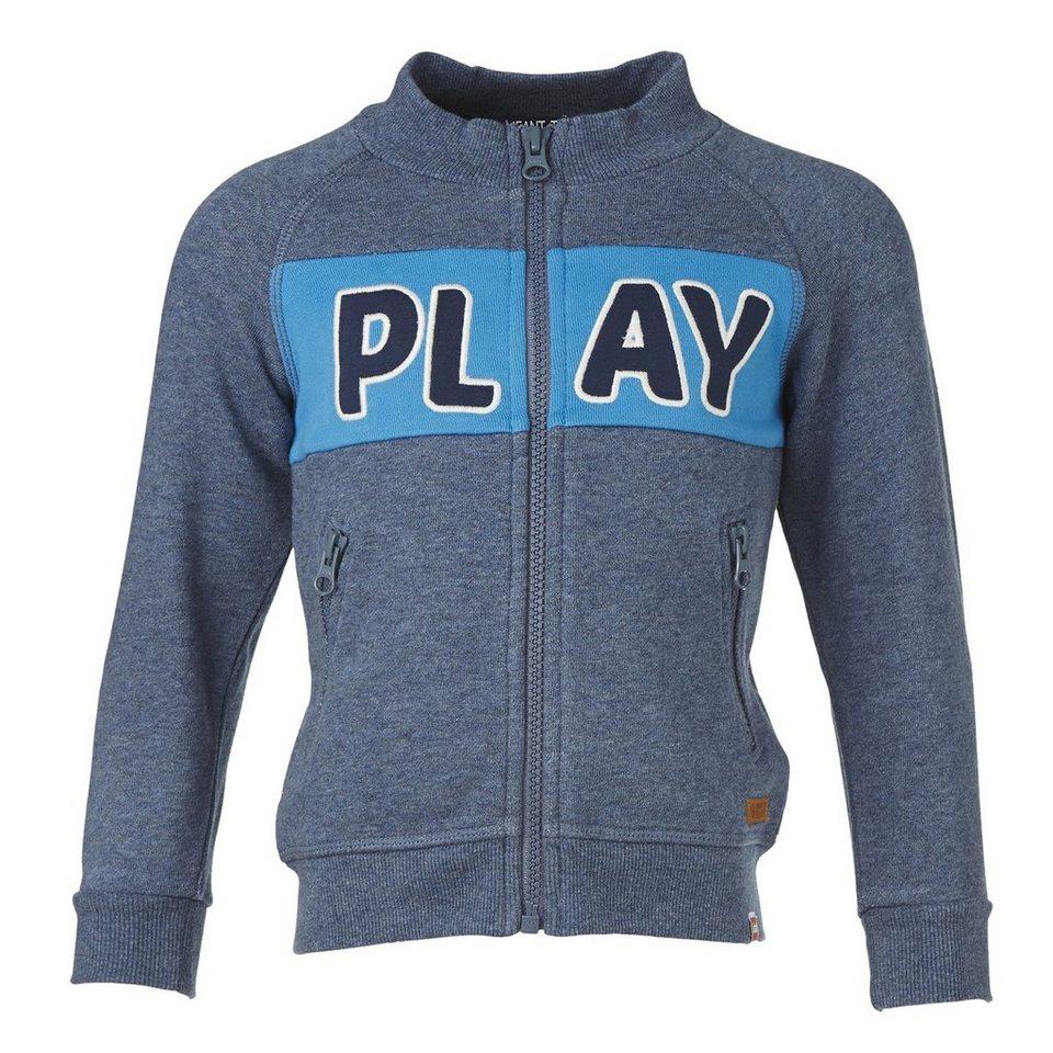 "LEGO Wear Duplo Sweat-Cardigan Shay Sweatjacke ""PLAY"" in dunkelblau"