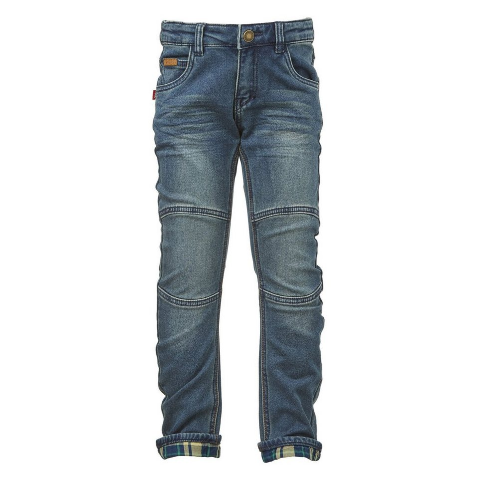 LEGO Wear Brick N Bricks Sweat Jeans Pax Denim Hose Pants in denim blue
