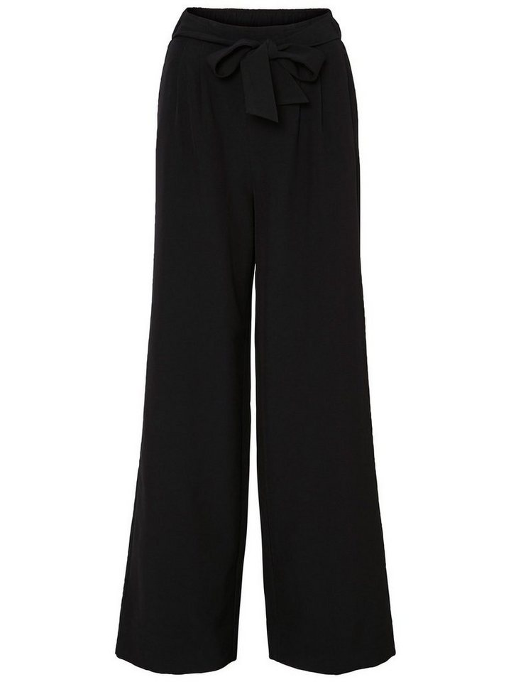 Vero Moda Weite Hose in Black