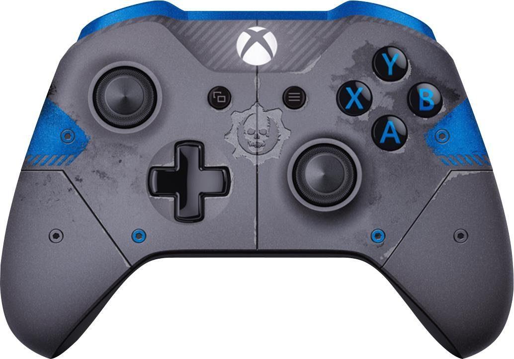 Xbox Controller: Gears of War 4 JD Fenix Limited Edition