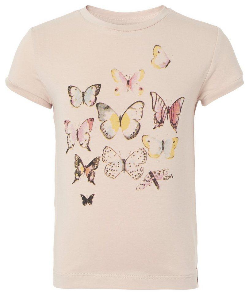 NOPPIES T-shirt »Pix« in Blush
