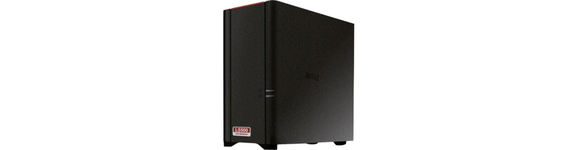 Buffalo Technology NAS »LinkStation LS510D 2TB«