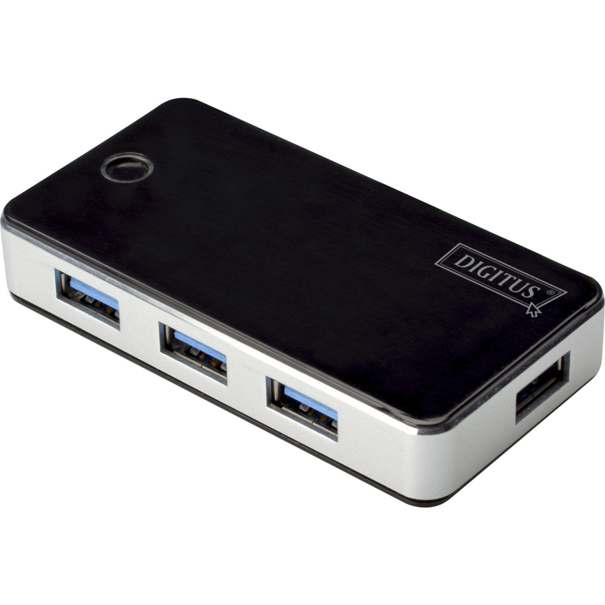 Digitus USB-Hub »4-Port USB 3.0 Hub«