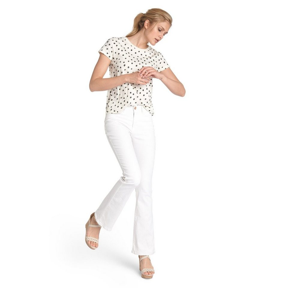 H.I.S Jeans »Sunny« in optic white