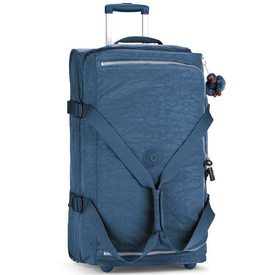 Kipling Basic Travel 15 Teagan M 2-Rollen Reisetasche 66 cm in jazzy blue