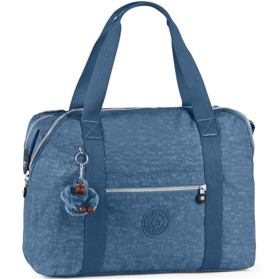 Kipling Basic Travel Art M Weekender 58 cm in jazzy blue