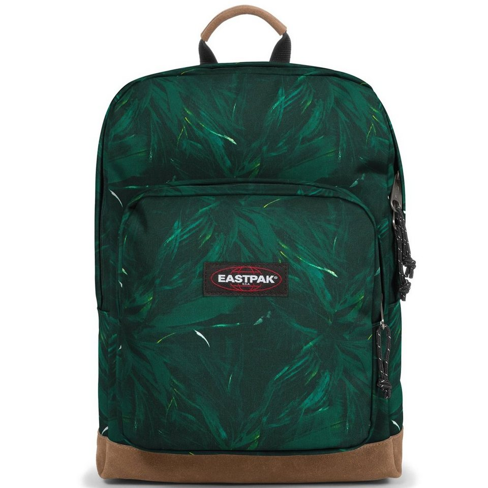 Eastpak Authentic Collection Houston Rucksack 42 cm Laptopfach in brize grass