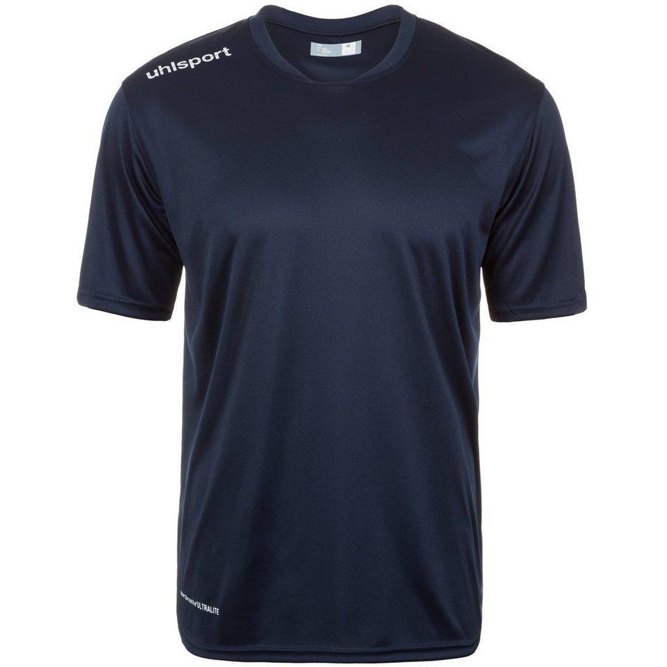 UHLSPORT Essential Polyester Training T-Shirt Herren in marine