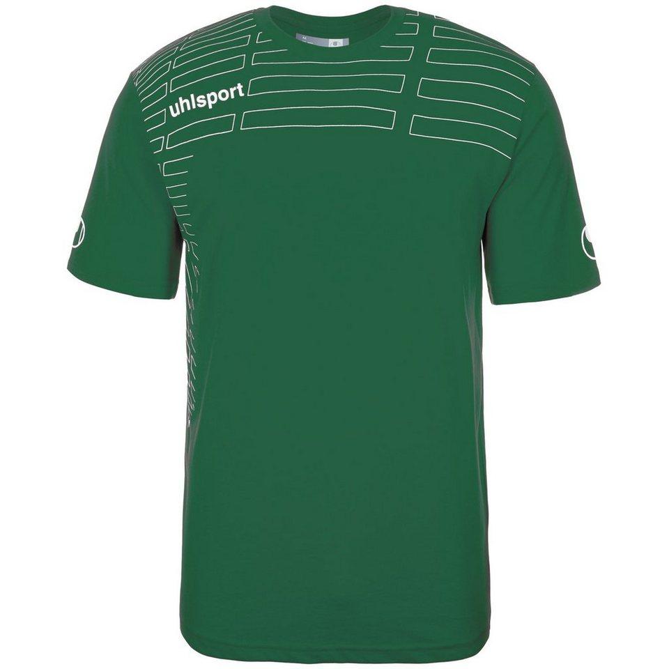 UHLSPORT Match Training T-Shirt Kinder in lagune/weiß