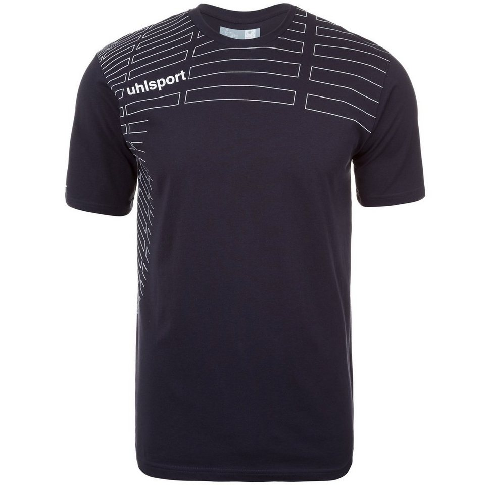 UHLSPORT Match Training T-Shirt Kinder in marine/weiß