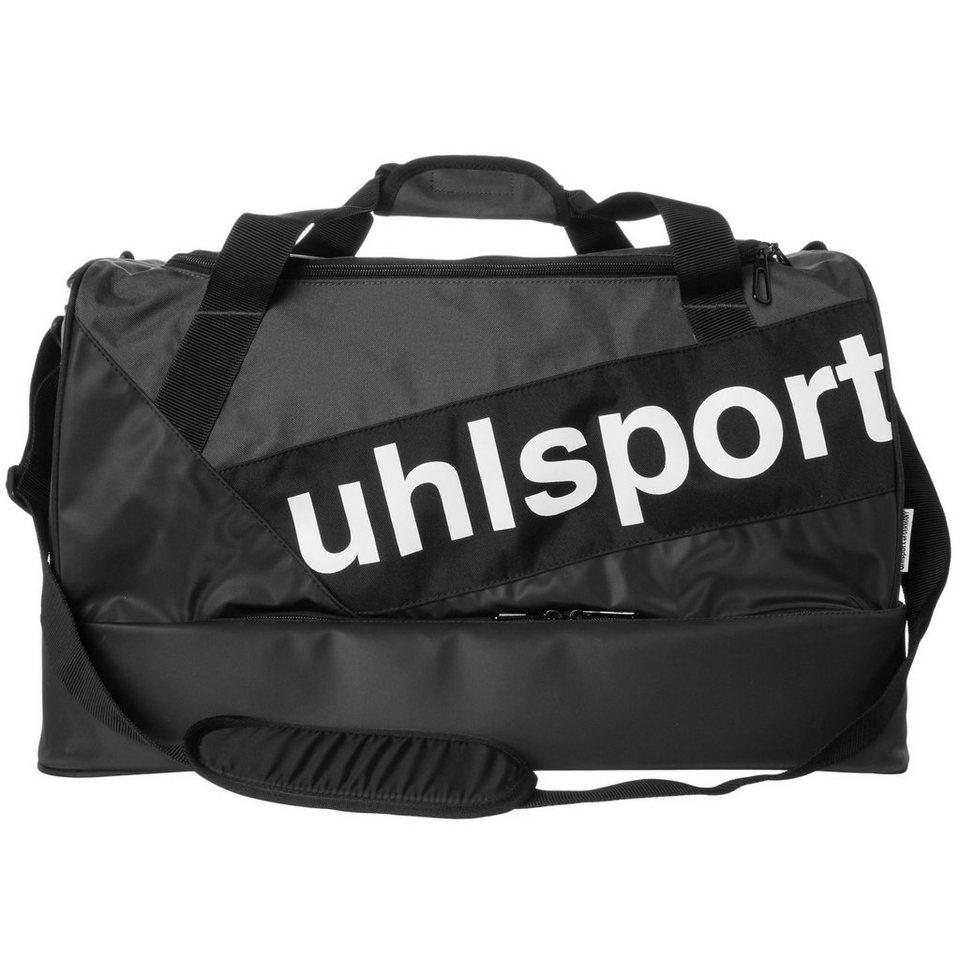 UHLSPORT Progressive Line 50 L Playersbag in schwarz/anthrazit
