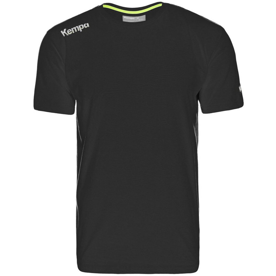 KEMPA Core Trainingsshirt Kinder in schwarz