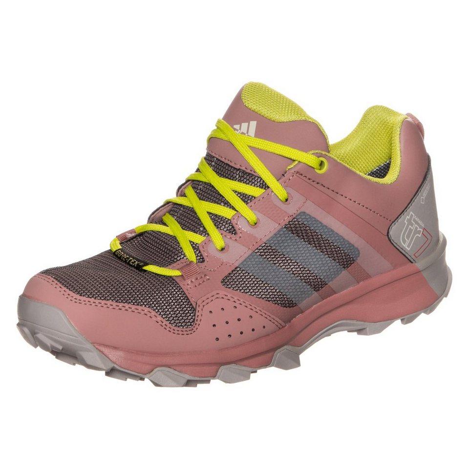 adidas Performance Kanadia 7 Trail GTX Laufschuh Damen in rosa / gelb