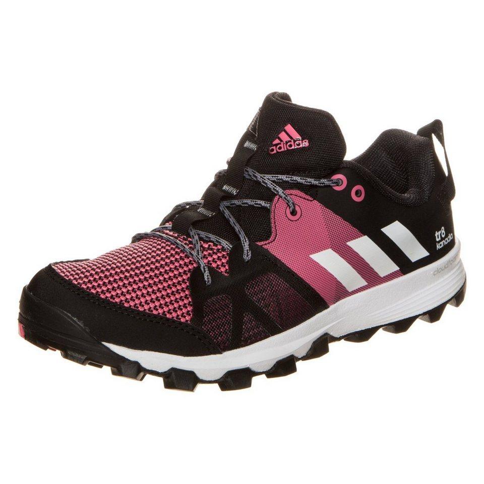 adidas Performance Kanadia 8 Trail Laufschuh Damen in schwarz / pink