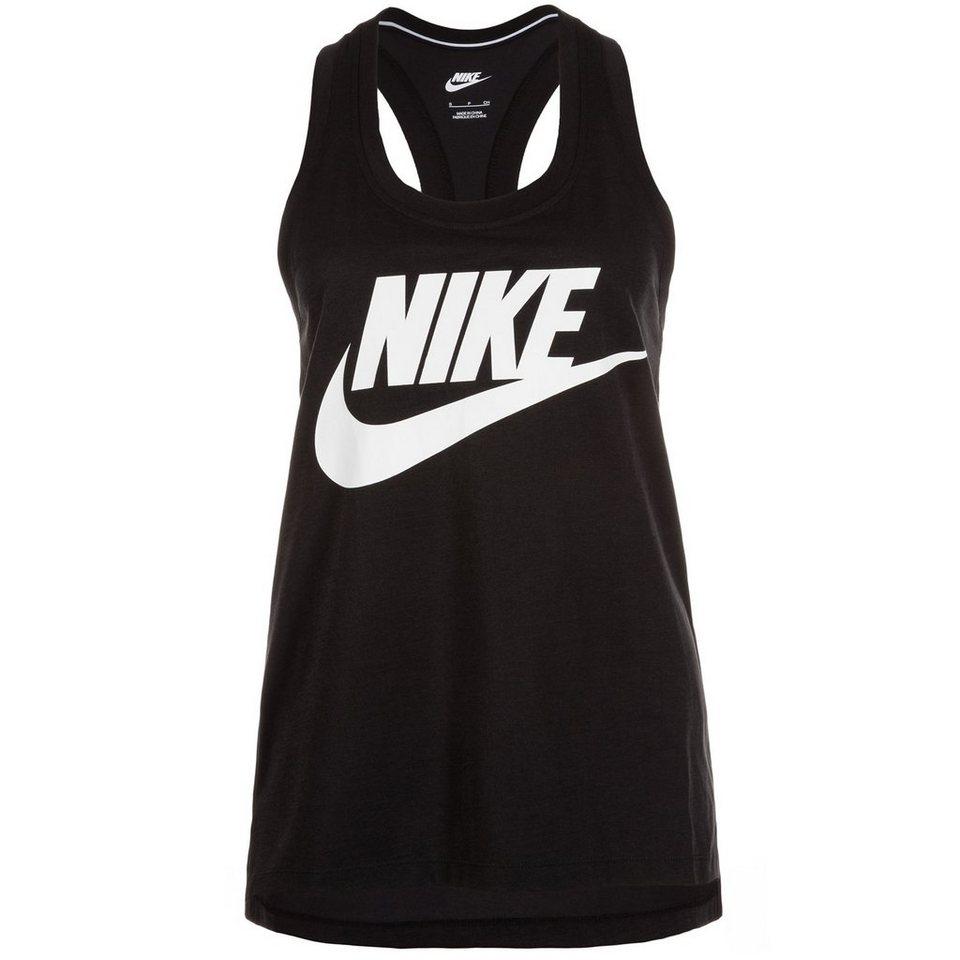 Nike Sportswear Signal Tanktop Damen in schwarz / weiß