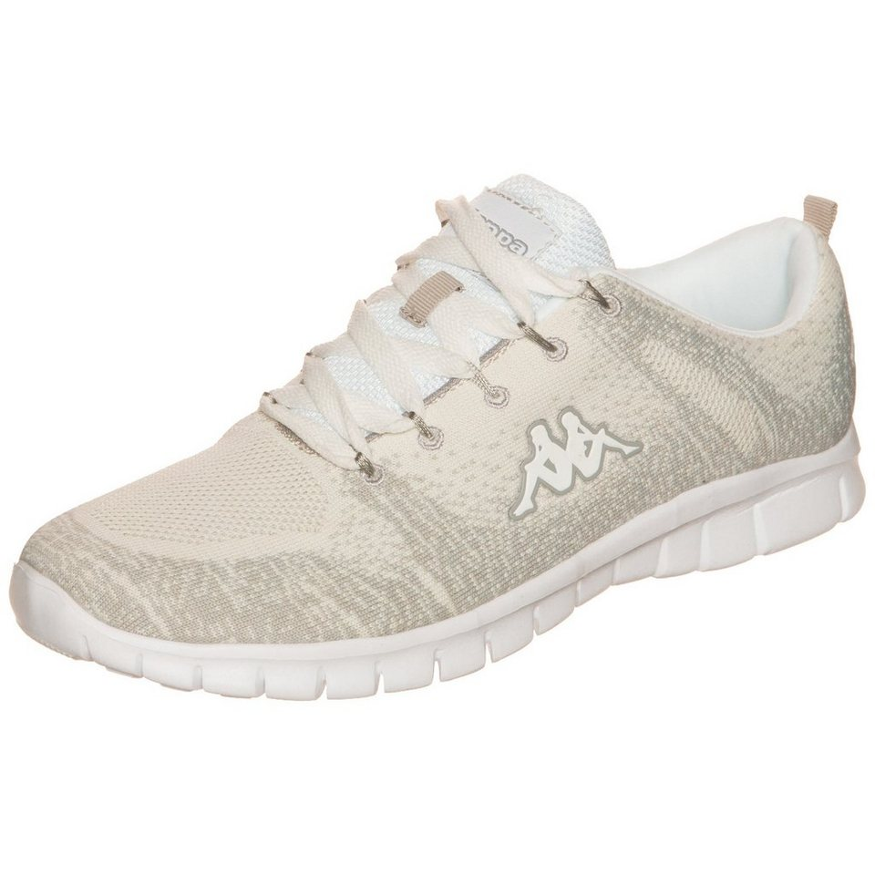 KAPPA Caria Sneaker in weiß / grau