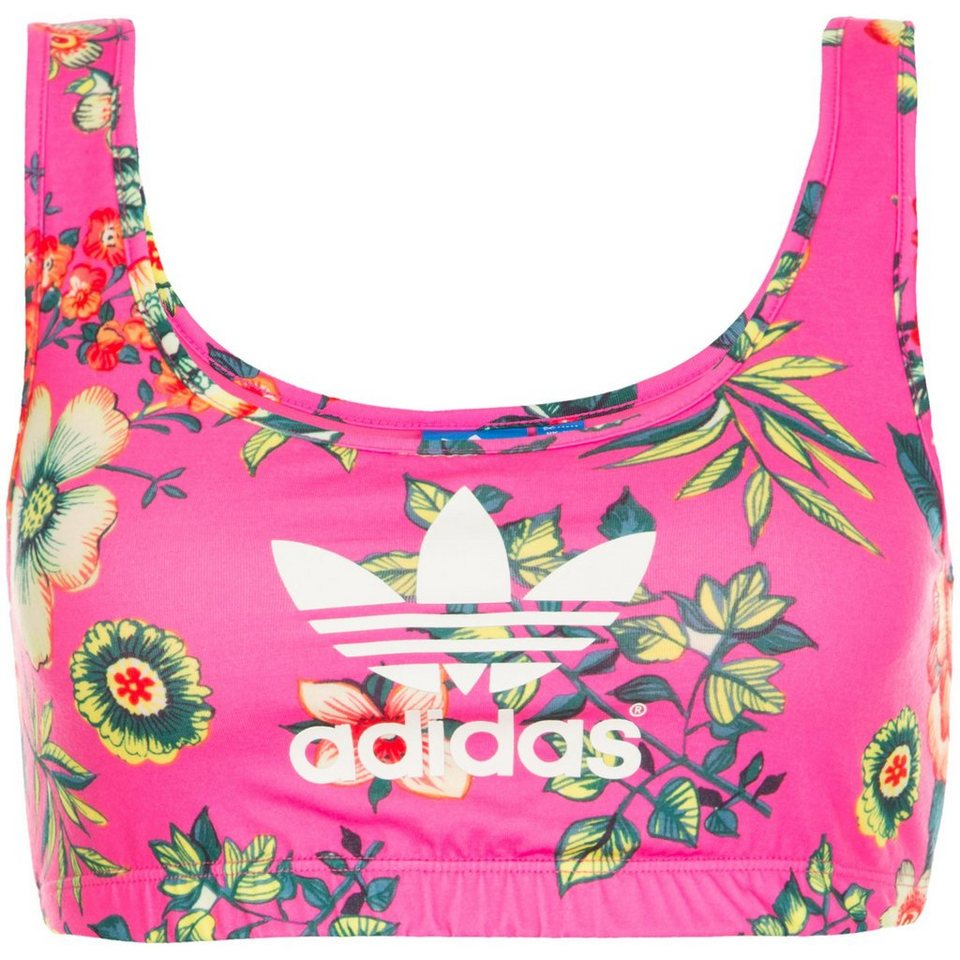 adidas Originals Jardineto Bra Top Damen in bunt