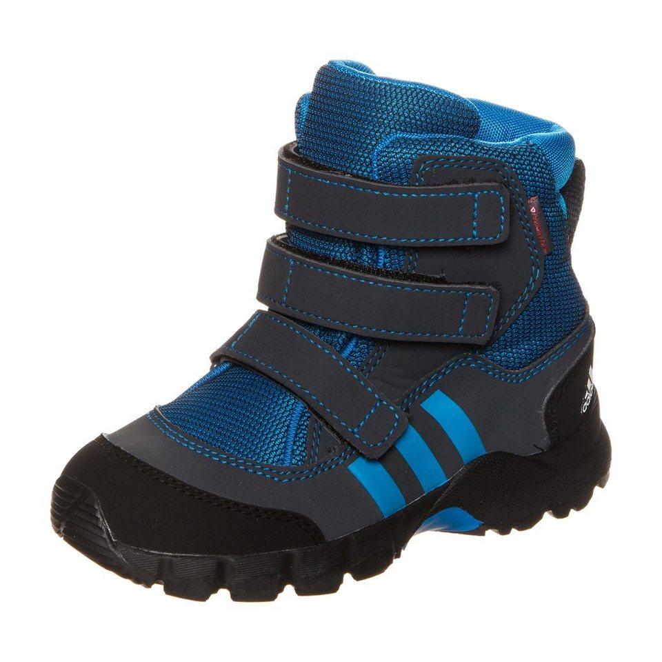 adidas Performance Holtanna Snow Outdoorschuh Kleinkinder in grau / blau