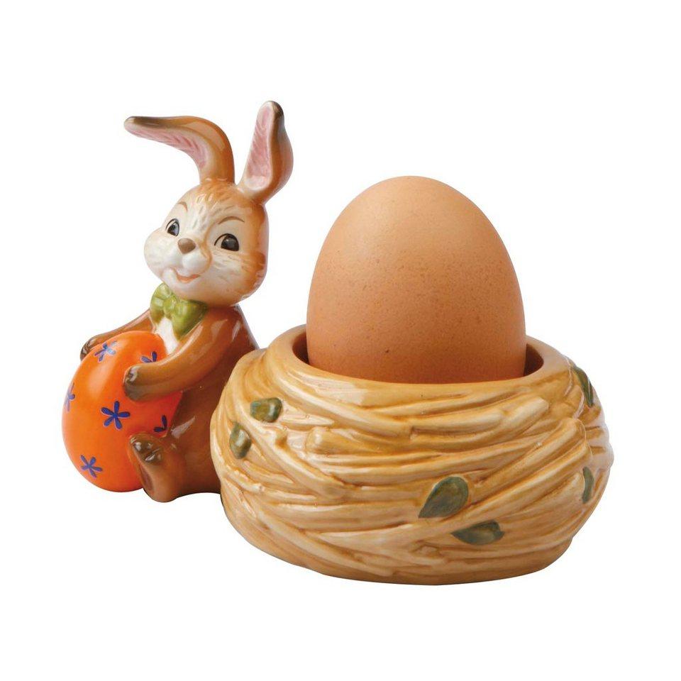 Goebel Hasenjunge - Eierbecher »Ostern« in Bunt